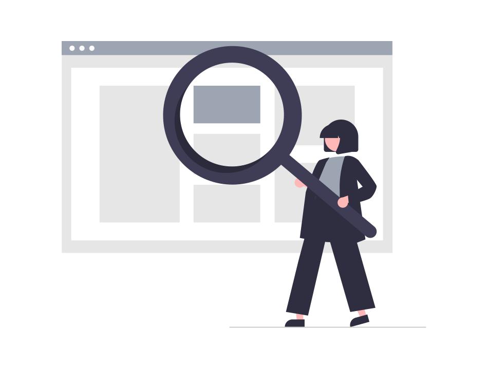 KLEKSI is voorzien van een geavanceerde zoekfunctionaliteit op basis van 'Elasticsearch'